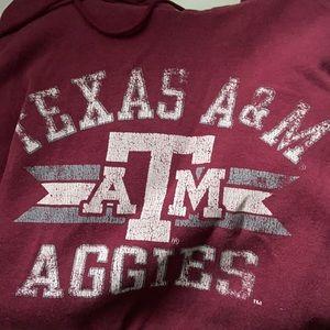 A&M hoodie